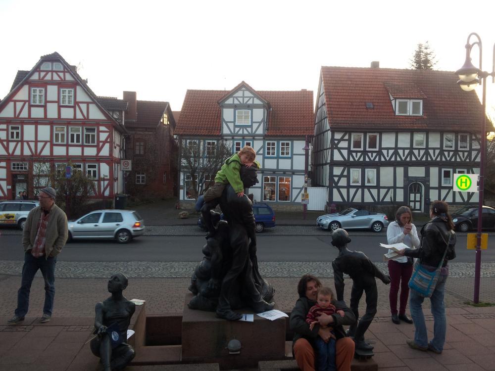 Kaufunger Dorfplatz